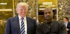 SMH NEWS: Kanye West Meets With Donald Trump At Trump Tower