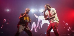 "Drake x Future's ""Summer Sixteen"" Tour Becomes Highest-Grossing Hip-Hop Tour Of All Time"
