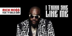WATCH: Rick Ross 'I Think She Like Me'  Ft. Ty Dolla $ign