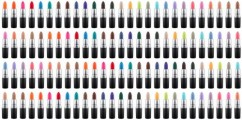 LIP SERVICE: MAC Cosmetics Releasing 28 New Rainbow Lipstick Shades Next Month