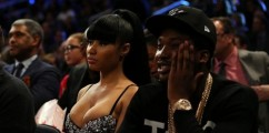 GAME OVER: @NickiMinaj Confirms Break Up With Rapper Meek Mill