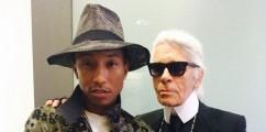Pharrell Williams Lands His First Handbag Campaign With Chanel
