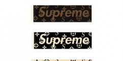 RUMORS CONFIRMED: Supreme X Louis Vuitton Collab Is On The Way