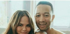 John Legend's Wife Chrissy Teigen Opens Up About Her Postpartum Depression