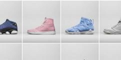 Sneaker News: Jordan Brand Summer Retro Releases