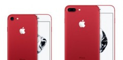 TECH TALK: Apple Introduces iPhone 7 and iPhone 7 Plus (PRODUCT)RED Special Edition