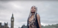 NEW VIDEO: @NickiMinaj x Drake x Lil Wayne 'No Frauds'