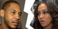SPLITVILLE: Did Carmelo Anthony Cheat On La La And Make A Baby With This Woman? (PHOTO)