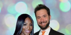 CONGRATS:  Tennis Champ Serena Williams & Fiance' Alexis Ohanian Expecting First Child ( PHOTO )