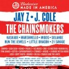 Jay Z's Made In America Music Festival 2017 Lineup Is Here!
