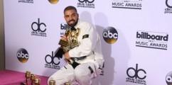 Drake Wins Big At The 2017 Billboard Music Awards