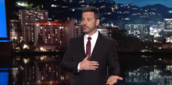 Tear Jerker: Jimmy Kimmel Shares Personal Story About Newborn Son & The Importance Of Health Care In America (WATCH)