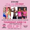 DOPE EVENT ALERT: 2Chainz Pretty Girls Fit Fest #PrettyGirlsLikeTrapMusic Edition