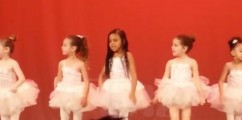 Cuteness Alert: Blue Ivy Carter Looks Absolutely Adorable At Her Ballet Recital!