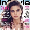 Selena Gomez Graces The Cover Of InStyle Magazine's September 2017 Issue