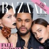 The Weeknd Covers  'Harper's Bazaar' September Issue
