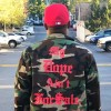 DOPENESS ALERT: M.D.A.F.$ Men's Camo Jacket By The Addicted Life