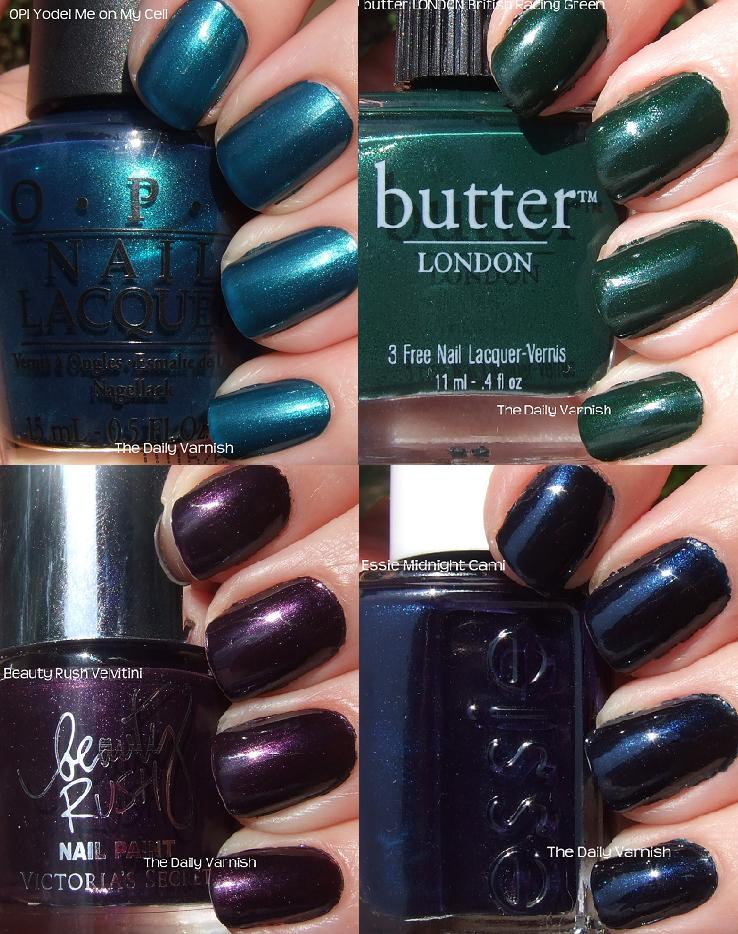 Lacquer Line Up: Nail Polish Colors For Fall 2011 | Addicted2Candi