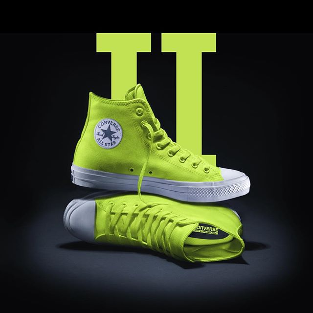 d5bcad295633 CONVERSE CHUCK II GOES. It all started with a simple idea  obsession. We  obsessed creative spirits and realized they wanted more. A sneaker that  meets the ...