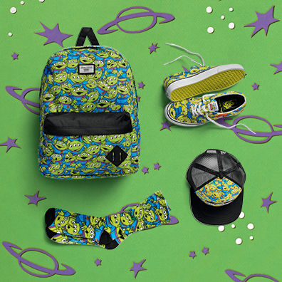 2d3f766aac4 The Disney•Pixar Toy Story collection is available to shop in Vans retail  stores and online beginning October 7th.