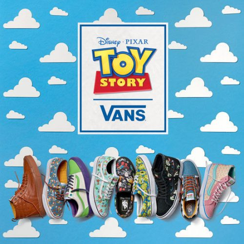 8417566d99 Vans x Toy Story Collection Dropping This Week