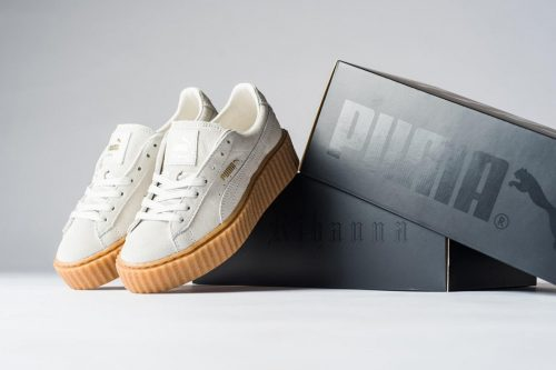 CLAP FOR HER: Rihanna's PUMA Creeper Wins Shoe of the Year