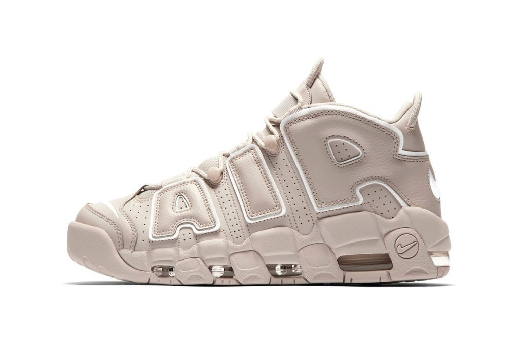 97279bea55 SneakHER Goals  Nike s Air More Uptempo Goes Nude