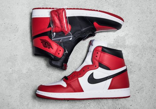 2350b7d481f DOPE or NOPE: Air Jordan 1 Homage To Home Banned x Chicago Sample